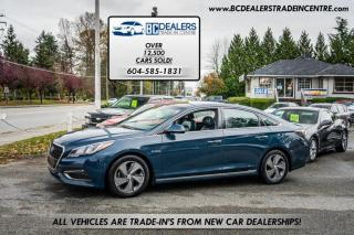 Used 2016 Hyundai Sonata Hybrid HYBRID Limited, Local, No Decs, Only 120k, Fuel Efficient! for sale in Surrey, BC