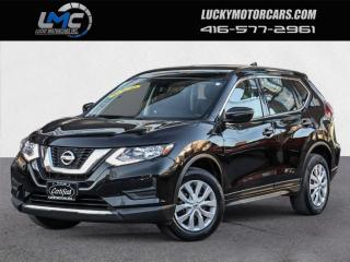 Used 2017 Nissan Rogue S AWD-CAMERA-HEATED SEATS-BLUETOOTH-NO ACCIDENTS-44KMS for sale in Toronto, ON