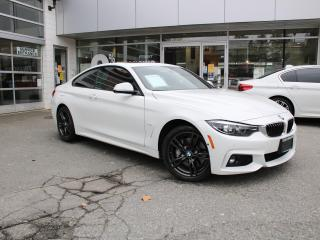 Used 2019 BMW 4 Series 430i XDrive M Package for sale in Surrey, BC