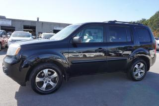 Used 2012 Honda Pilot LX 4WD 8 PSSNGRS CERTIFIED 2YR WARRANTY BLUETOOTH TOW HITCH ALLOYS CRUISE for sale in Milton, ON