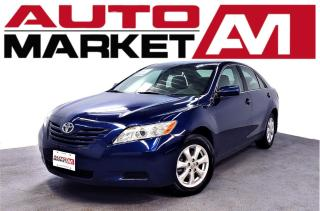 Used 2007 Toyota Camry LE V6 SUNROOF, KEYLESS ENTRY, WE APPROVE ALL CREDIT!! for sale in Guelph, ON