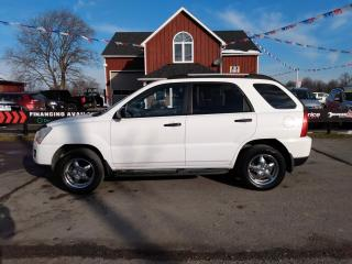 Used 2009 Kia Sportage LX for sale in Dunnville, ON