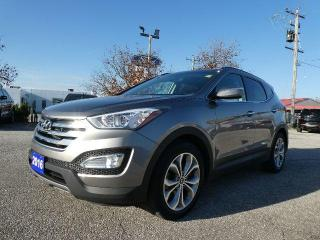 Used 2016 Hyundai Santa Fe Sport Limited   Navigation   Heated Seats   Power Lift Gate for sale in Essex, ON