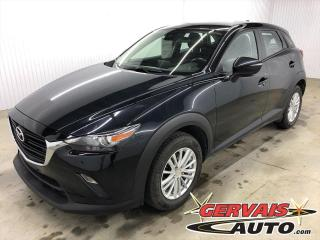 Used 2019 Mazda CX-3 GX AWD GPS BLUETOOTH CAMÉRA for sale in Trois-Rivières, QC