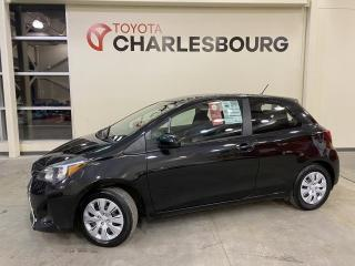 Used 2016 Toyota Yaris Hatchback CE - Manuelle for sale in Québec, QC