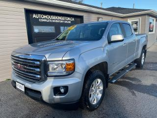 Used 2018 GMC Canyon 4WD SLE for sale in Kingston, ON