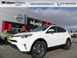 Used 2018 Toyota RAV4 AWD Hybrid LE+  - 	Heated Seats - $213 B/W for sale in Orleans, ON