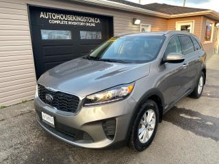 Used 2019 Kia Sorento LX - ALL WHEEL DRIVE! for sale in Kingston, ON