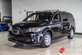 Used 2016 Dodge Grand Caravan GR.ELECT+AIR+SIEGES CUIR+REG DE VITESSE for sale in Laval, QC