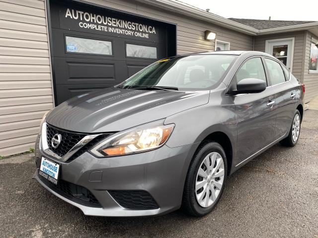 2018 Nissan Sentra S - ONLY 35,000KMS!