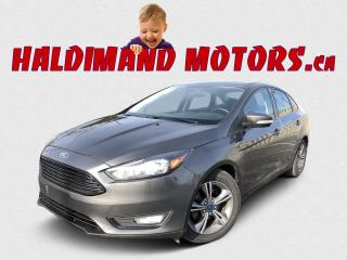Used 2017 Ford Focus SE for sale in Cayuga, ON