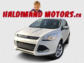 Used 2016 Ford Escape SE 2WD for sale in Cayuga, ON