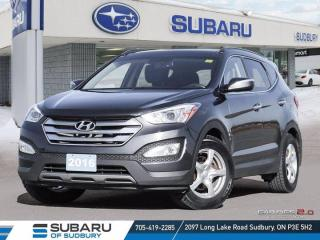 Used 2016 Hyundai Santa Fe LIMITED for sale in Sudbury, ON