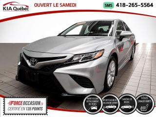 Used 2019 Toyota Camry SE* SIEGES CHAUFFANTS* CAMERA* for sale in Québec, QC