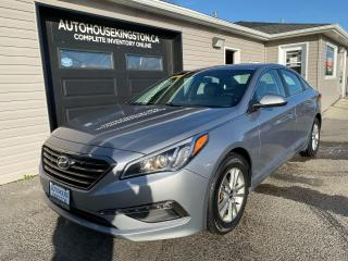 Used 2016 Hyundai Sonata 2.4L GL for sale in Kingston, ON