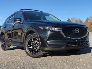 Used 2018 Mazda CX-5 GS AWD TI CUIR MAGS TOIT OUVRANT for sale in St-Malachie, QC