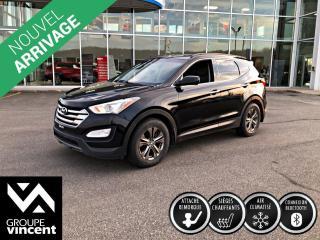 Used 2013 Hyundai Santa Fe 2.4L ** GARANTIE 10 ANS ** Pour les loisirs et la famille, le Santa Fe vous en donnera beaucoup pour votre argent! for sale in Shawinigan, QC