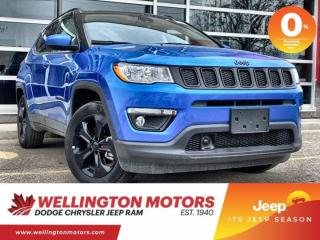 New 2021 Jeep Compass Altitude for sale in Guelph, ON