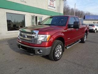 Used 2014 Ford F-150 Cabine Super 4RM 163 po XL for sale in St-Jérôme, QC