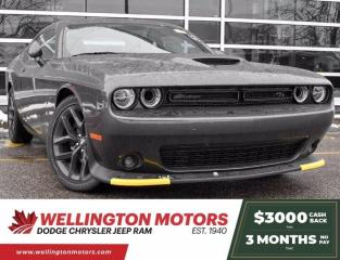 New 2020 Dodge Challenger R/T for sale in Guelph, ON