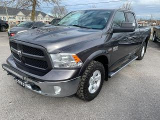 Used 2016 RAM 1500 SLT  LWB for sale in Peterborough, ON