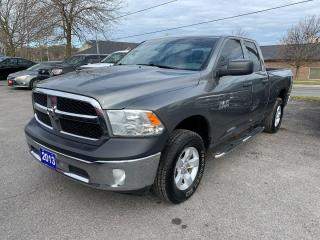 Used 2013 RAM 1500 Tradesman  Quad Cab for sale in Peterborough, ON