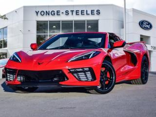 Used 2020 Chevrolet Corvette 3LT for sale in Thornhill, ON