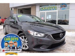 Used 2015 Mazda MAZDA6 GX | Heated Seats, Cruise Control. for sale in Prince Albert, SK