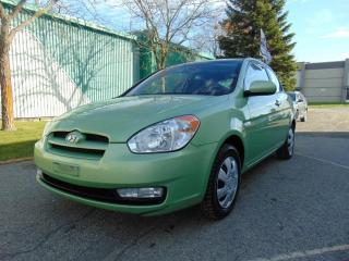 Used 2010 Hyundai Accent *******PNEUS HIVER********TOIT OUVRANT** for sale in St-Eustache, QC