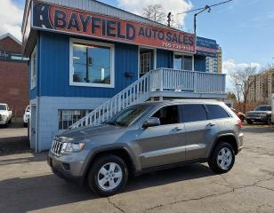 Used 2012 Jeep Grand Cherokee Laredo 4x4 **Only 32k!** for sale in Barrie, ON