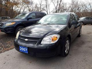 Used 2007 Chevrolet Cobalt LT w/1SB,Certified for sale in Oshawa, ON