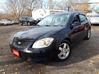 Used 2009 Chevrolet Cobalt LT w/1SB Certified,LowKms! for sale in Oshawa, ON