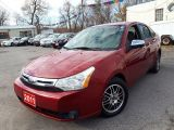 Photo of Red 2011 Ford Focus