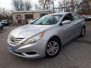 Used 2011 Hyundai Sonata GL Certified,Low Kms! for sale in Oshawa, ON