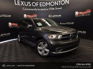 Used 2015 Dodge Durango Limited for sale in Edmonton, AB