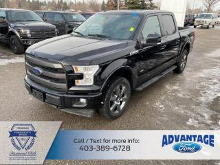 Used 2017 Ford F-150 Lariat for sale in Calgary, AB