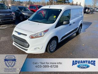 Used 2017 Ford Transit Connect XLT for sale in Calgary, AB