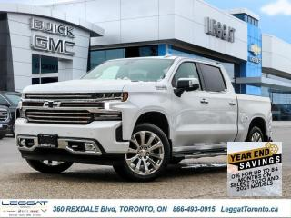 New 2021 Chevrolet Silverado 1500 High Country  - Diesel Engine for sale in Etobicoke, ON