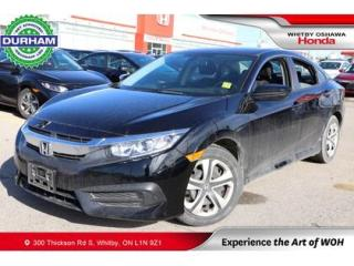 Used 2018 Honda Civic LX | Manual for sale in Whitby, ON