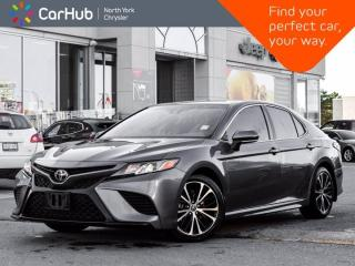 Used 2018 Toyota Camry SE Sunroof Backup Camera Heated Seats Driver Assists for sale in Thornhill, ON