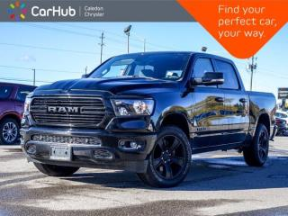 Used 2020 RAM 1500 Big Horn 4x4 Only 274 Km Navigation Panoramic Sunroof Backup Camera Remote Start 20