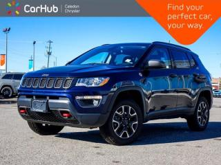 Used 2019 Jeep Compass Trailhawk 4x4 Navigation Panoramic Sunroof Backup Camera Remote Start Heated Front Seats 17