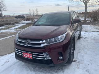 Used 2019 Toyota Highlander XLE for sale in Portage la Prairie, MB