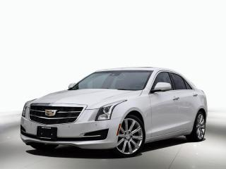 Used 2016 Cadillac ATS Sedan Luxury Collection AWD for sale in Port Coquitlam, BC