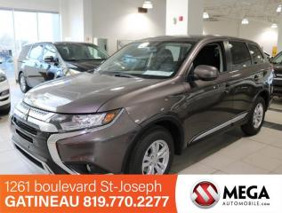 Used 2020 Mitsubishi Outlander ES 4WD 7 PASSENGER for sale in Gatineau, QC