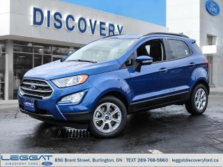 New 2020 Ford EcoSport SE for sale in Burlington, ON