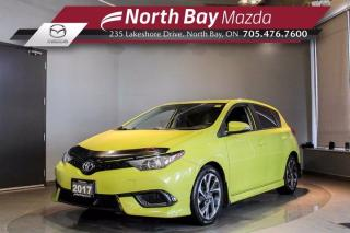 Used 2017 Toyota Corolla - New Brake Pads & Rotors - $75 / WEEK OAC!! for sale in North Bay, ON