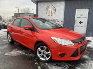 Used 2013 Ford Focus ***SE,HATCHBACK,ÉQUIPÉ,BAS KILO*** for sale in Longueuil, QC