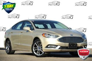 Used 2017 Ford Fusion SE | FWD | 1.5L ECOBOOST | TECH PACKAGE | WINTER PACKAGE for sale in Kitchener, ON