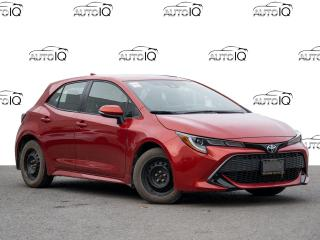 Used 2019 Toyota Corolla Hatchback One Owner Local Trade for sale in Welland, ON